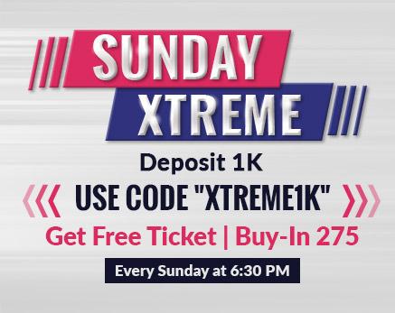 Sunday Xtreme Offer