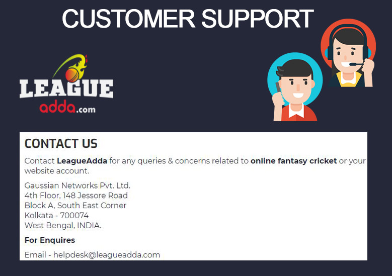 Customer Support league