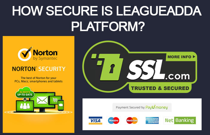 league adda secure platform