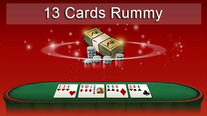 13 Cards Rummy