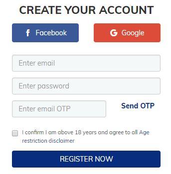 11wickets.com Registeration