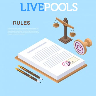 Livepools Rules