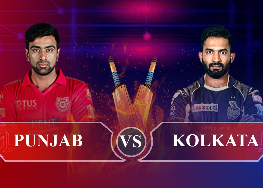 KXIP vs KKR Match Prediction